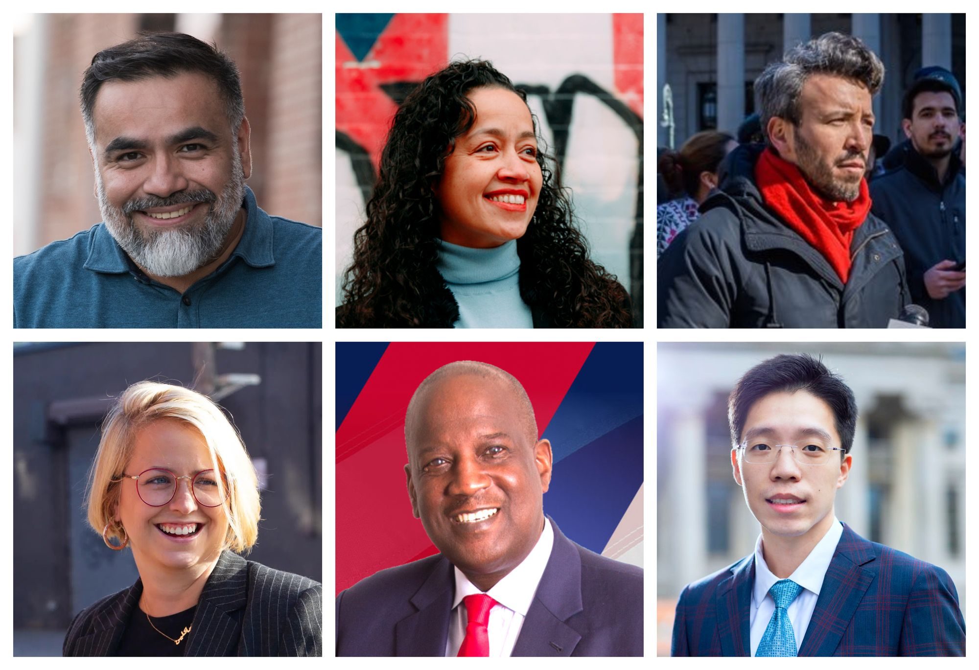 In Council District 38, Candidates Seek to Represent a Mosaic of Communities