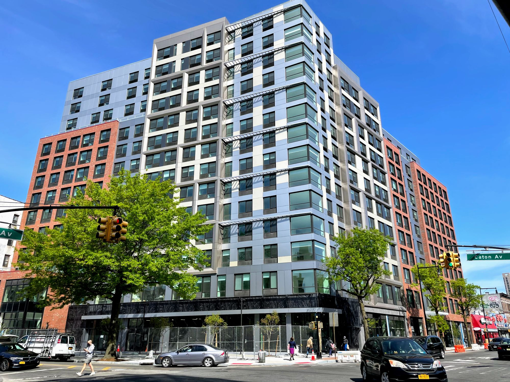Caton Flats: Housing Lottery Opens for Below-Market Rate Apartments at Flatbush Development
