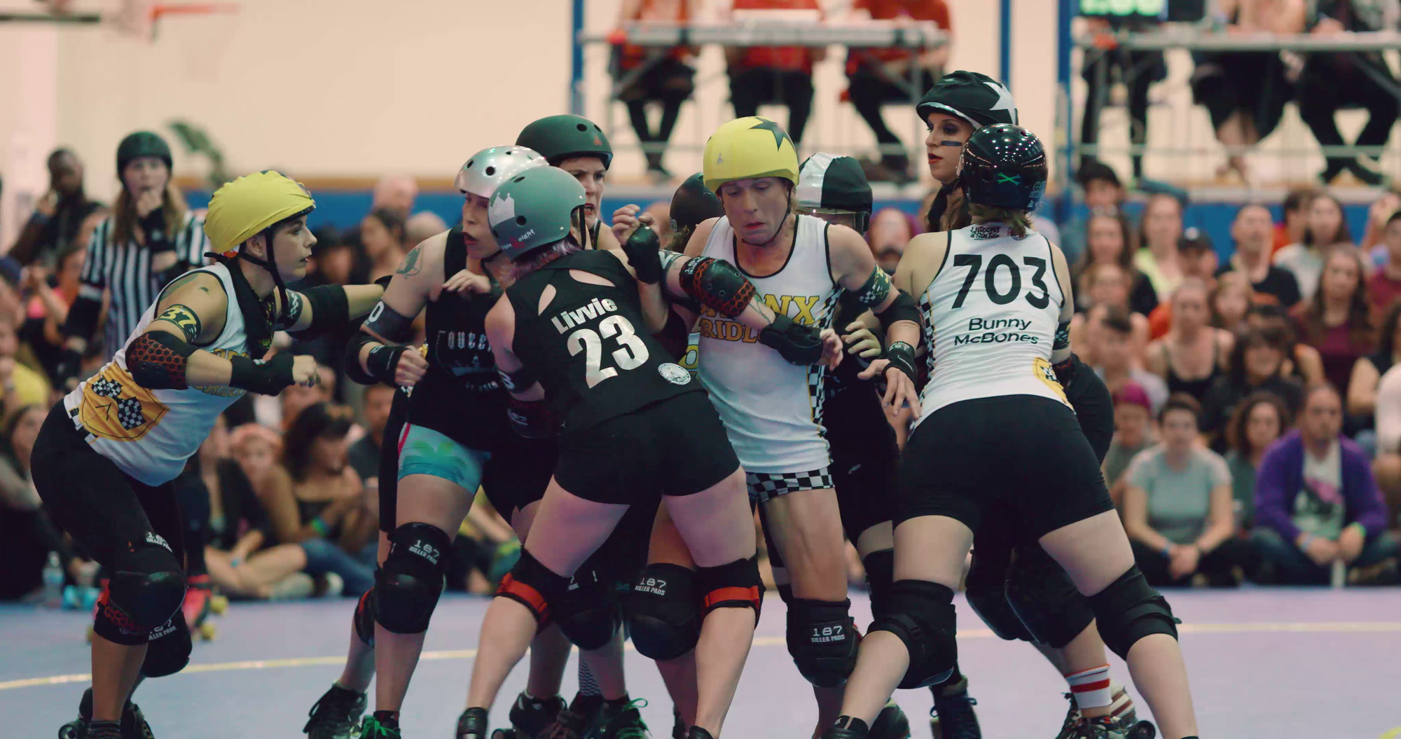 'Queens of Pain' Opens Brooklyn Film Festival With Documentary About Women's Lives and Roller Derby