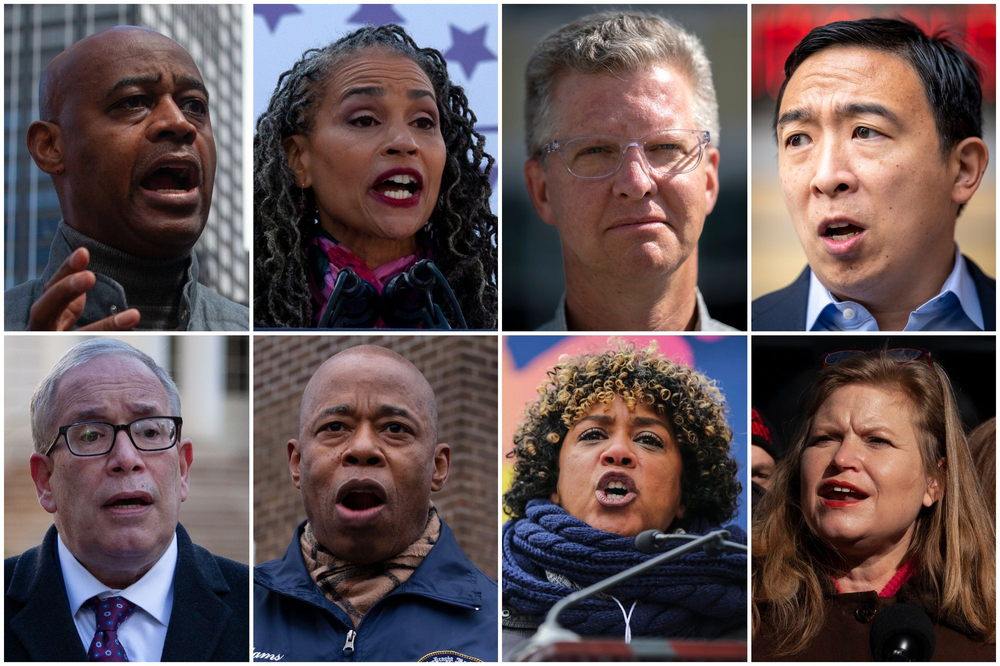 Who's the NYC Business Community's Choice for Mayor?