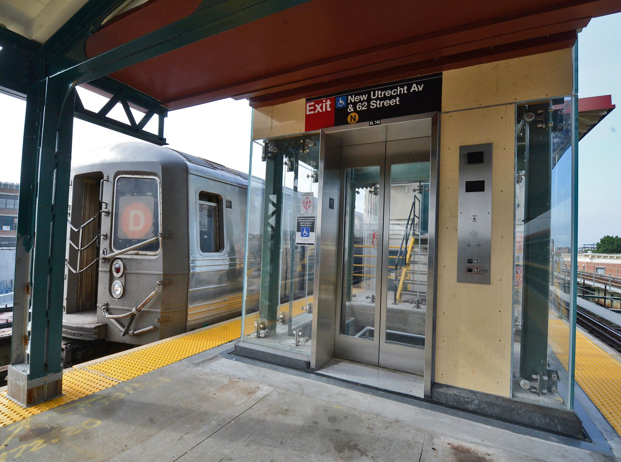 Cuts to Southern Brooklyn D Train Service This Fall as MTA Fortifies Coney Train Yard