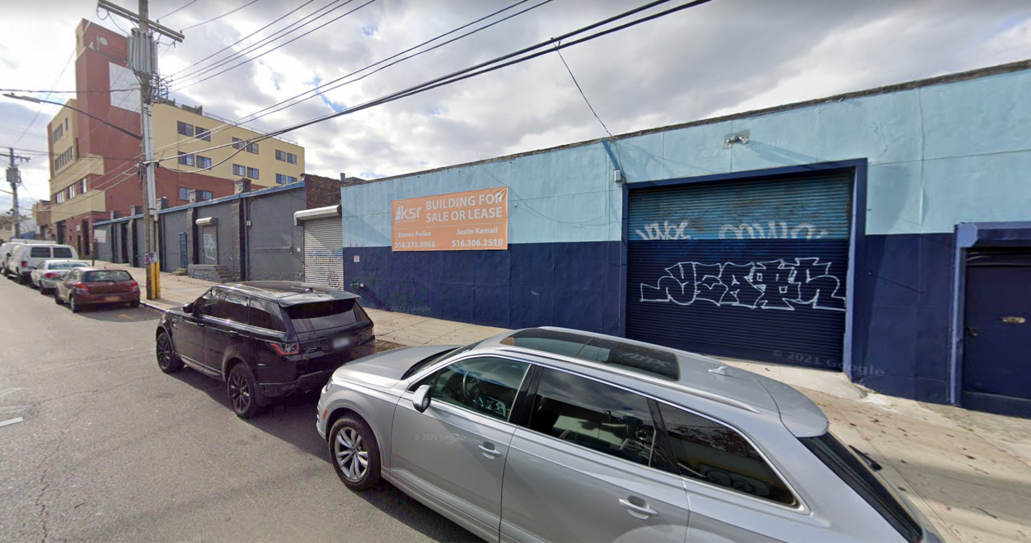 """""""Safe Haven"""" Shelter Planned for Apollo Street in Greenpoint"""