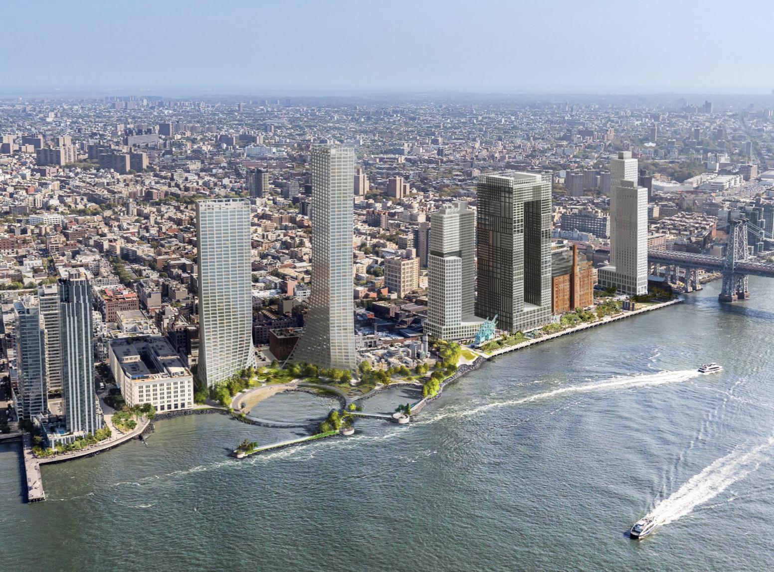 River Ring Begins Rezoning Process