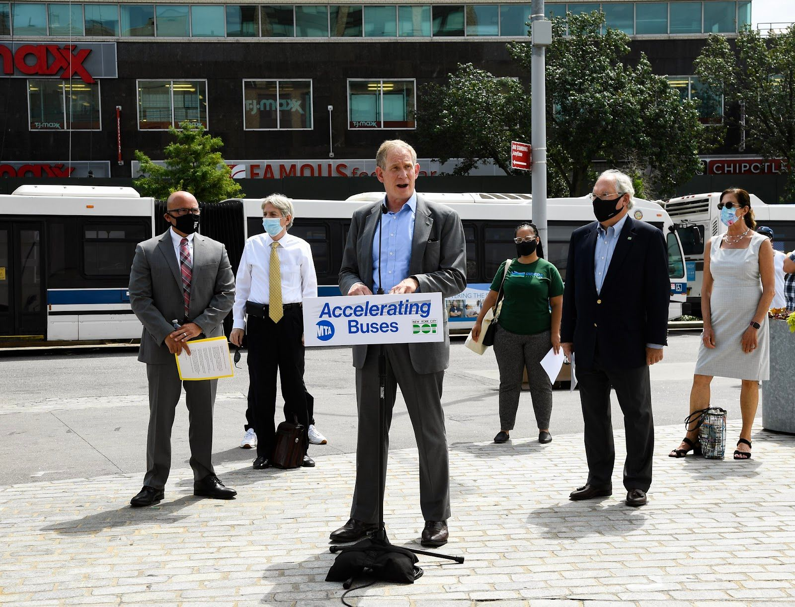 MTA Announces Bus Improvements, with Network Redesigns Restarting This Fall
