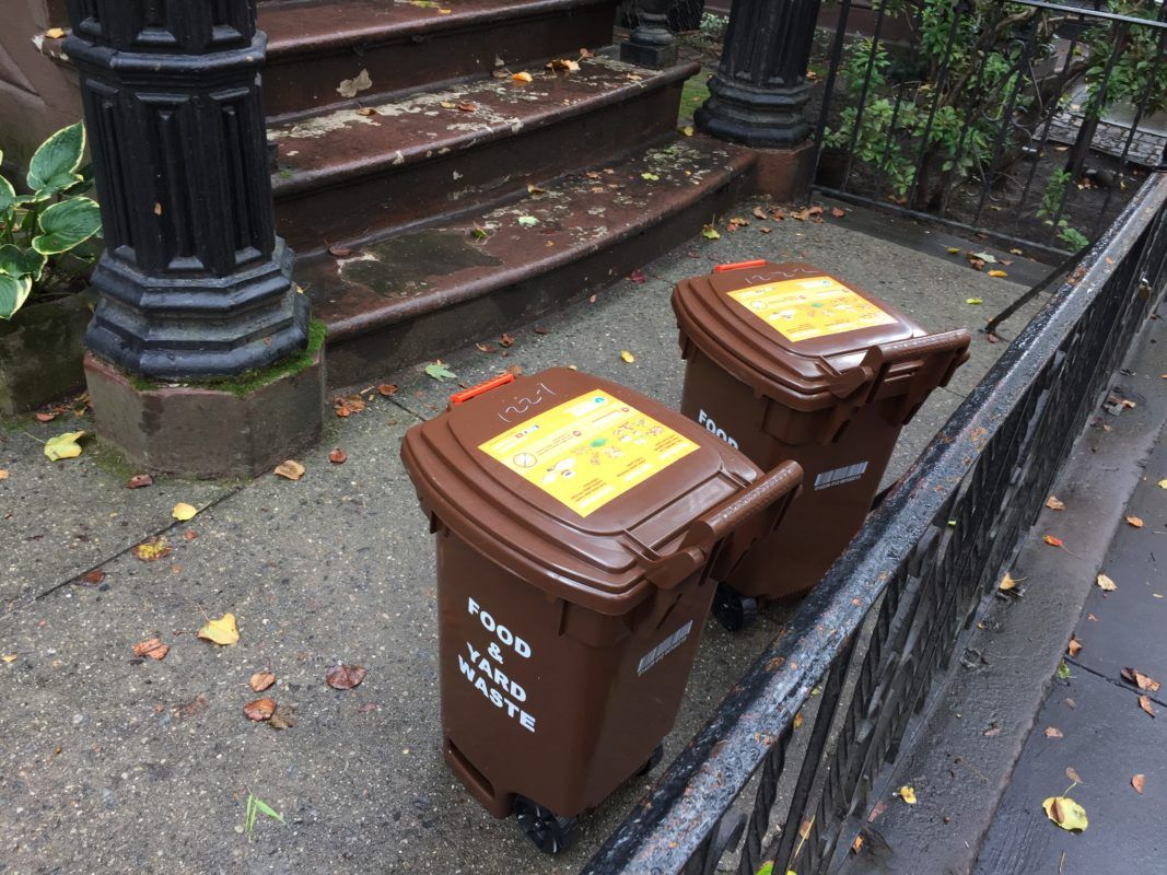 Curbside Composting is Coming Back
