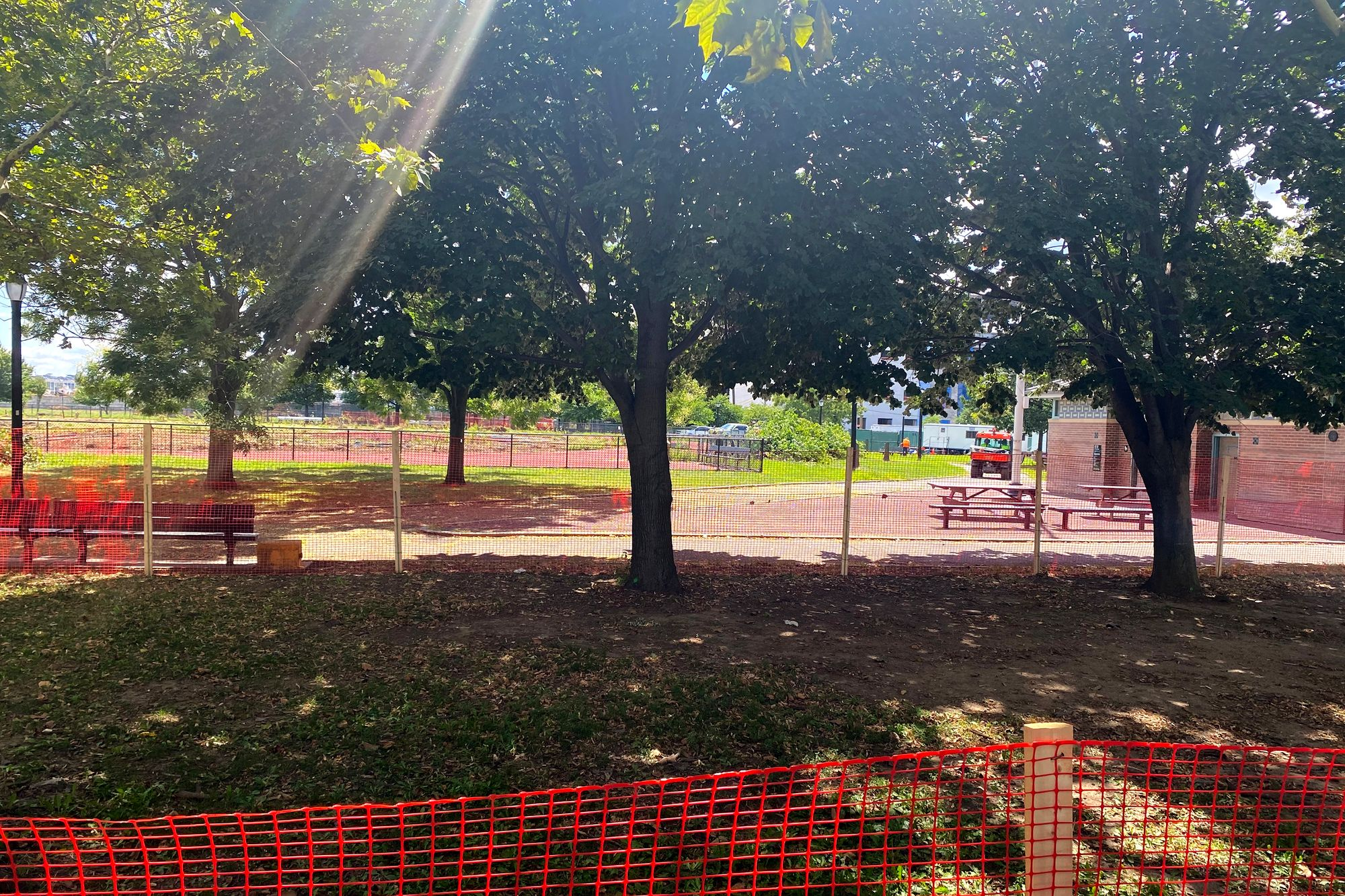 Red Hook Thrown into Parks Space Race as More Fields Close for Environmental Overhaul