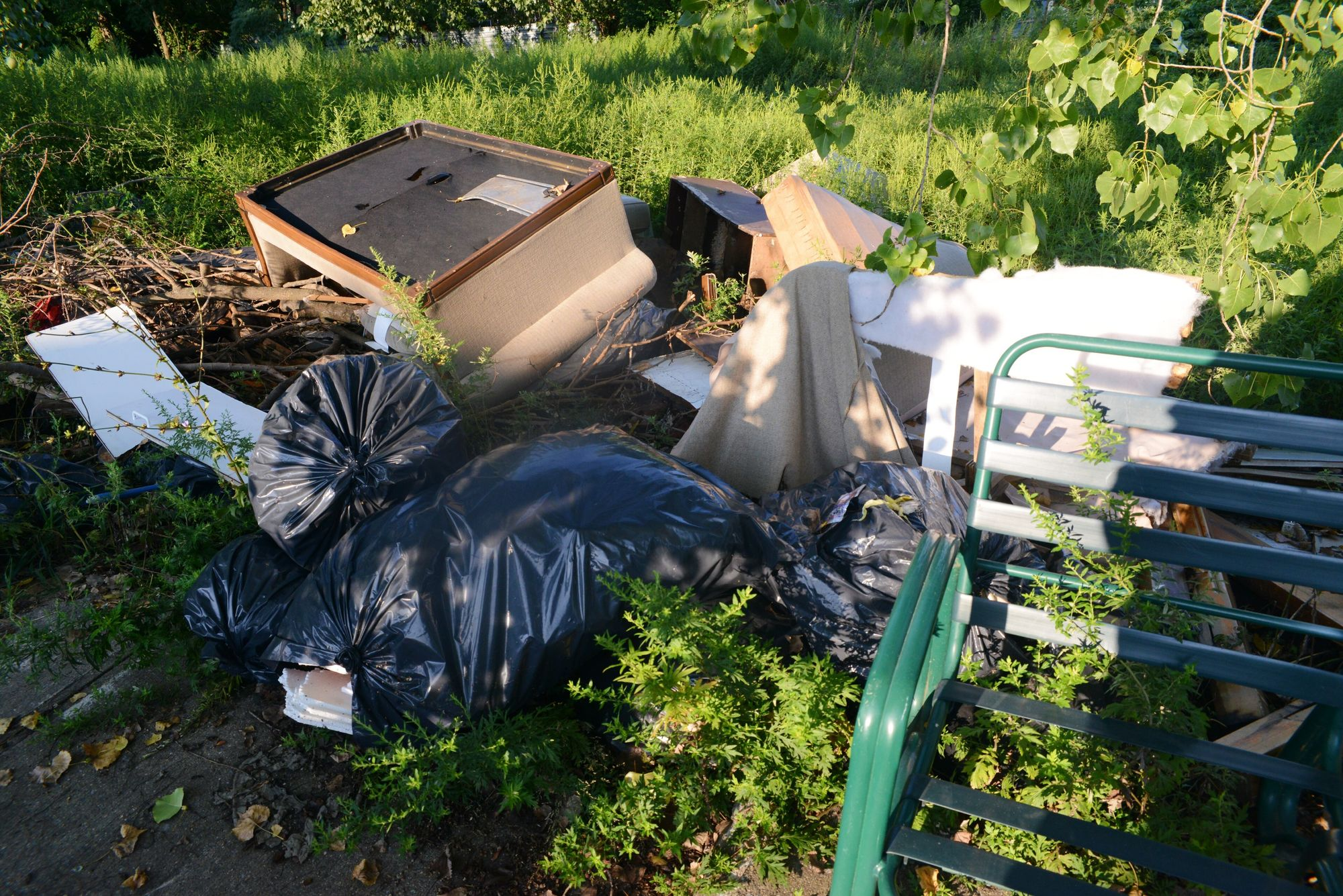 Cameras Capture Illegal Dumping as Sanitation Tries to Clean Up Increasingly Dirty City