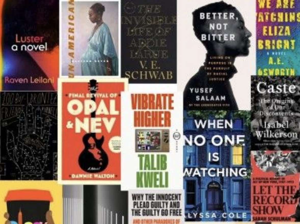 Longlist for the 2021 Brooklyn Public Library Literary Prize Announced.