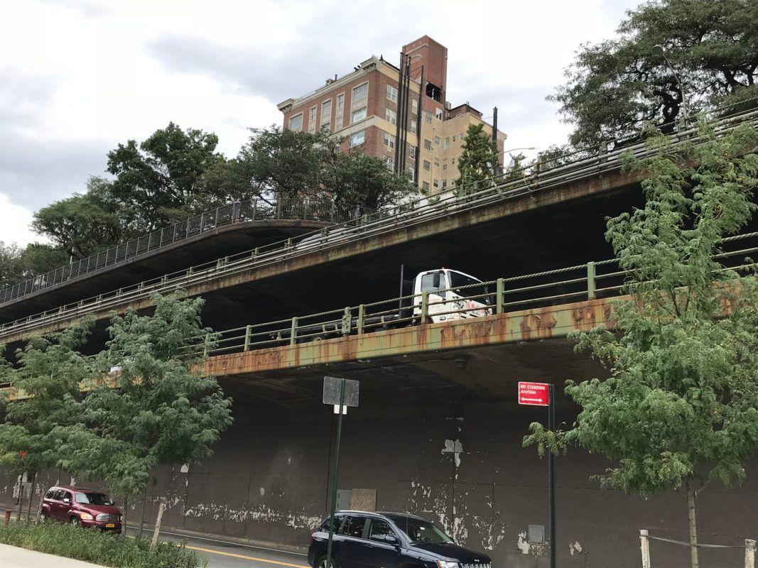 City Begins BQE Preservation Work, Warning of Traffic Jams