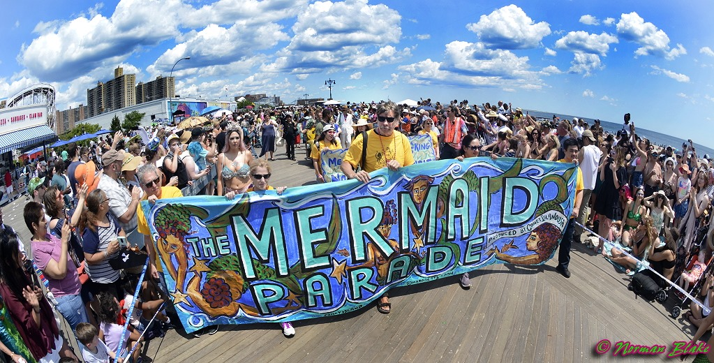Coney Island Mermaid Parade Cancelled Amid Heightened COVID Fears
