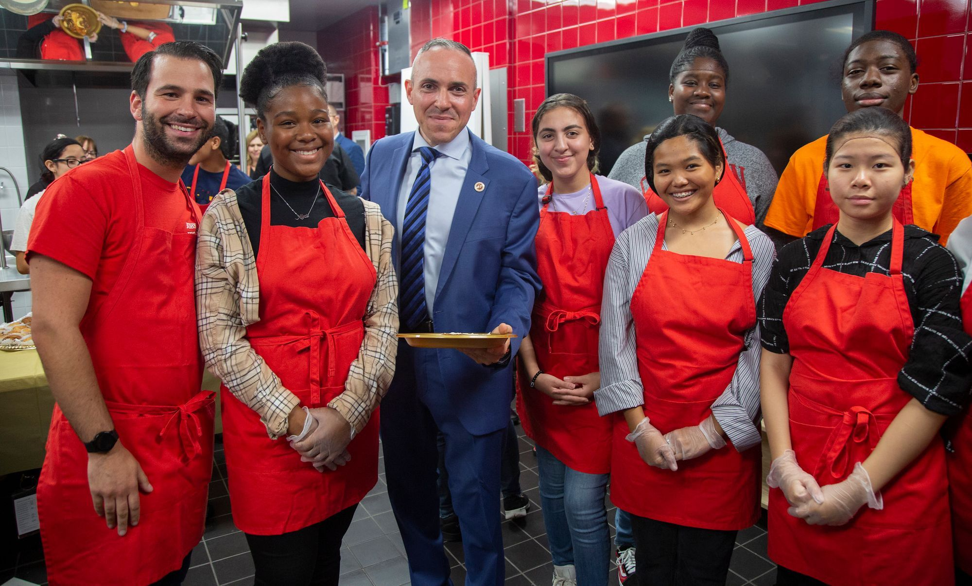 Mark Treyger Looks Back On Eight Years In City Council Advocating For Students